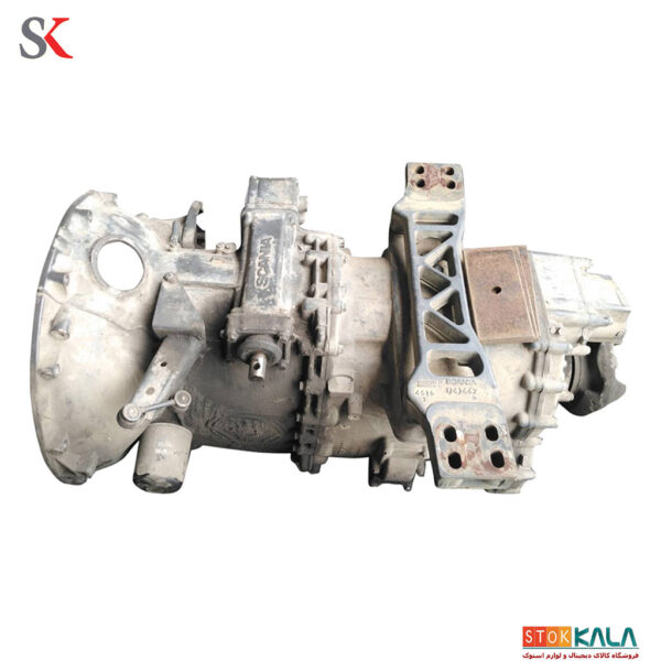 Scania-gearbox-113H-1