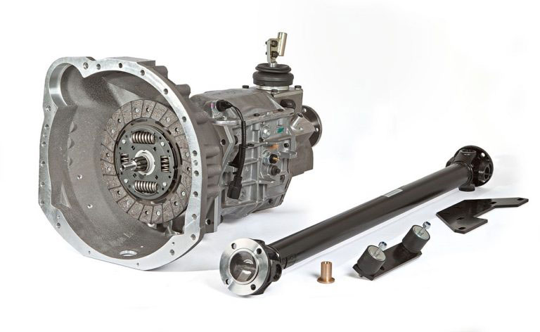 Scania-gearbox-113H-4